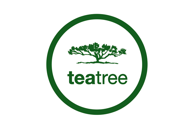 Paul Mitchell Tea Tree Logo